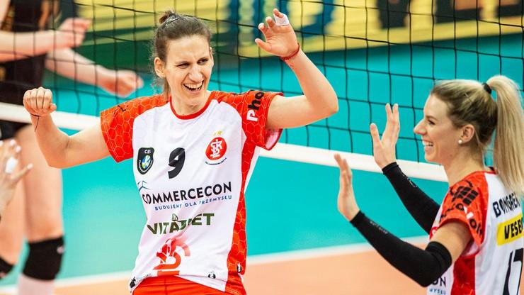Tauron Liga: Nadja Ninković rozstała się z ŁKS Commercecon Łódź