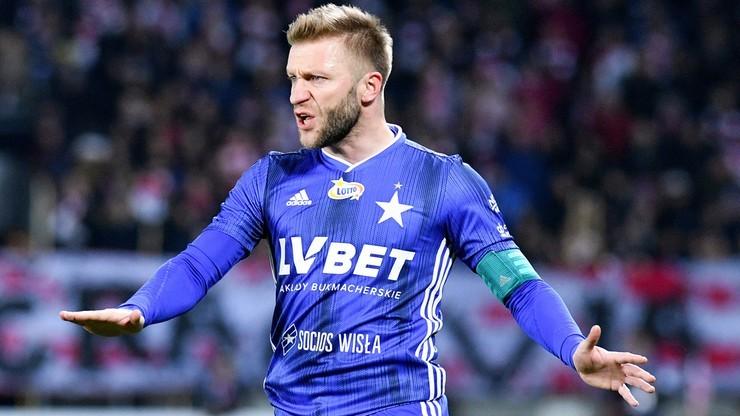 Piłkarze Wisły Kraków gotowi na obniżkę zarobków
