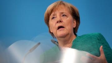 Merkel przedstawiła kandydatów na ministrów. Są nowe twarze, a także krytykujący ją polityk
