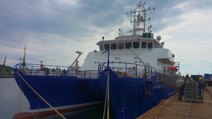 """Budowa statku """"Oceanograf"""" pod lupą prokuratury. Polska Grupa Zbrojeniowa złożyła zawiadomienie"""