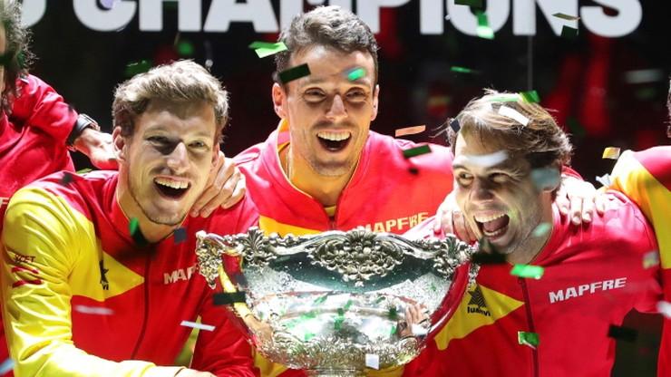 Puchar Davisa: Hiszpania najlepsza szósty raz w historii