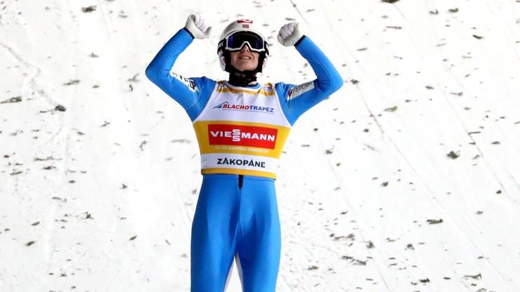Klasyfikacja generalna Pucharu Świata i Pucharu Narodów w skokach narciarskich - 14.02