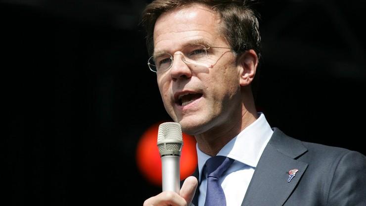 Holandia. Media: mafia planuje zamordowanie lub porwanie premiera Marka Ruttego