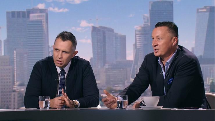 Cafe Futbol: Ostra wymiana zdań Hajty i Kołtonia. Poszło o Benficę