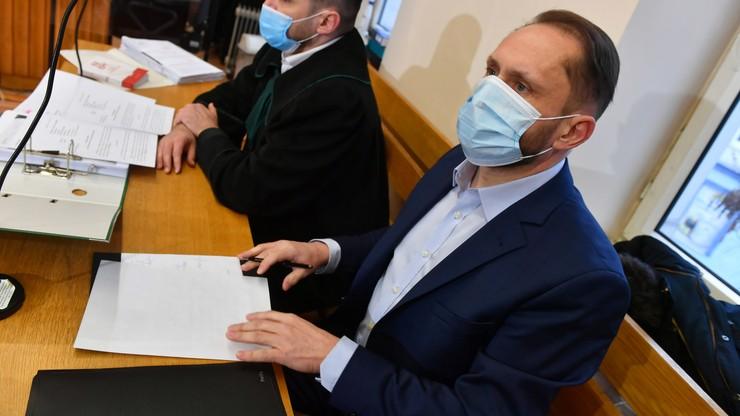 Kamil Durczok oskarżony o podrobienie weksla. Grozi mu do 25 lat więzienia