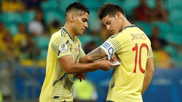 Copa America: Kolumbia - Chile. Transmisja w Polsacie Sport i Polsacie Sport Premium 1