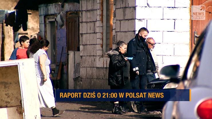 "Osada Romów w pandemii. ""Raport"""