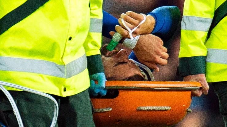 Dwa miesiące po fatalnej kontuzji i... powrót do pierwszych treningów. Everton przekazał dobrą wiadomość