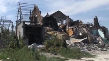 OBWE: na wschodzie Ukrainy ginie mniej ludności cywilnej