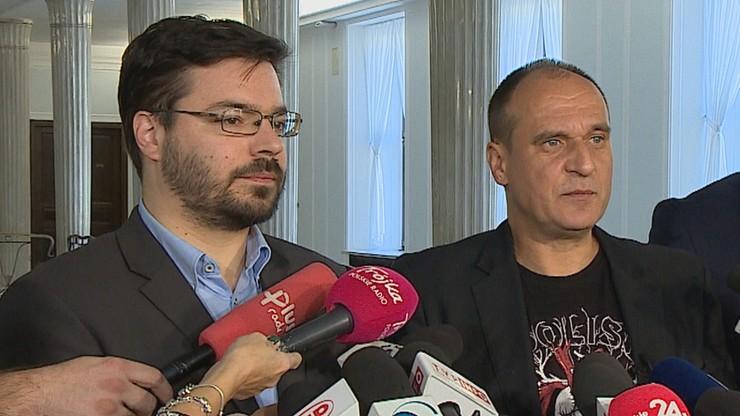 Kukiz wnioskuje, by Sejm na najbliższym posiedzeniu zajął się projektem ustawy Anty-447