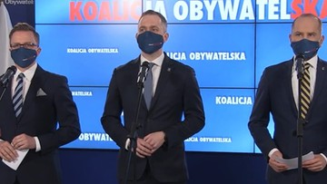 KO: żądamy zwołania komisji ds. służb w sprawie zakupu respiratorów