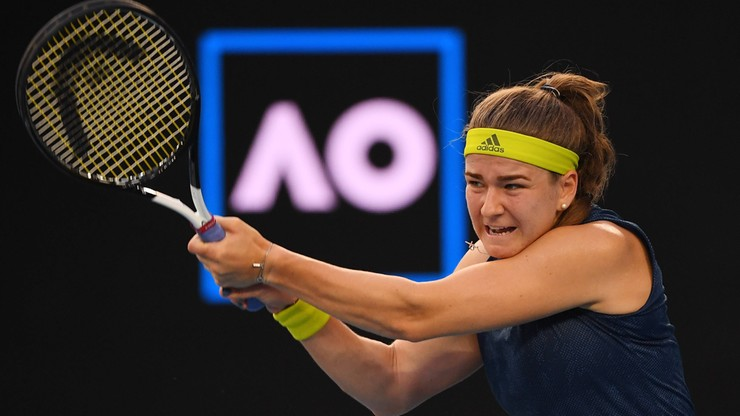 Australian Open: Karolina Muchova - Jennifer Brady. Relacja na żywo