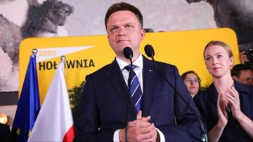 Szymon Hołownia zdradził powyborcze plany. Wiemy, na kogo zagłosuje