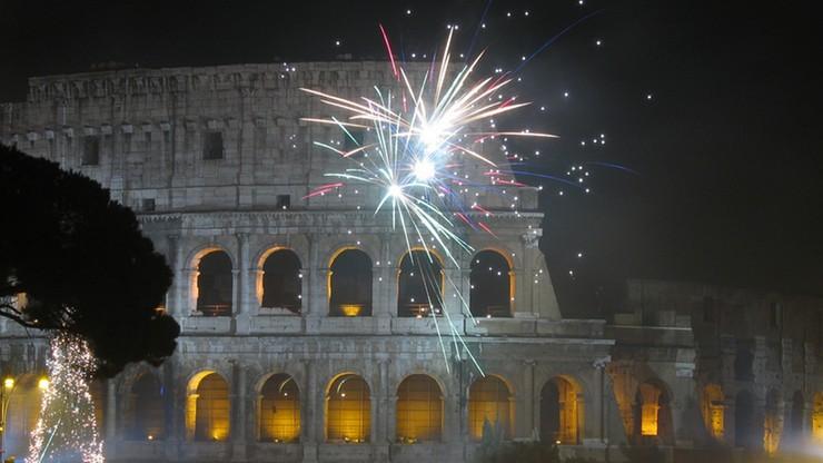 Sylwester bez fajerwerków w Rzymie. Stowarzyszenie Pirotechniczne chce cofnięcia zakazu