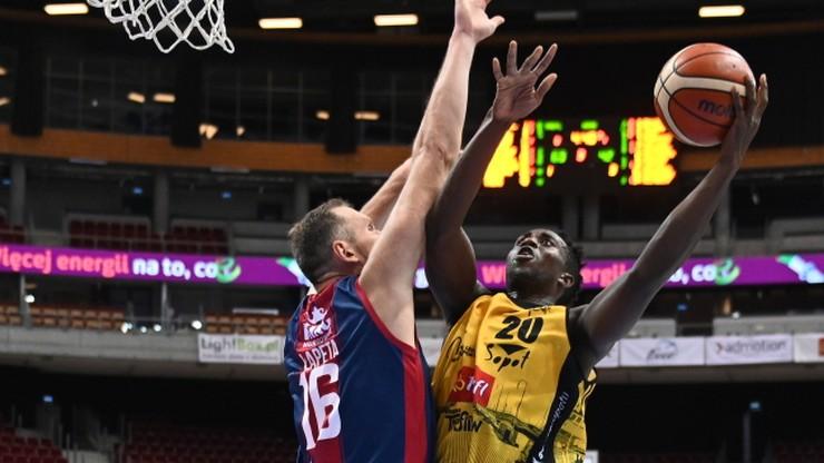 EBL: Doskonały mecz w Sopocie, Trefl lepszy od Kinga Szczecin