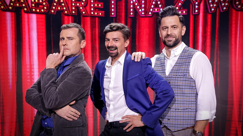 2021-10-16 Kabaret na żywo. Młodzi i Moralni: Mafia, wesele i...