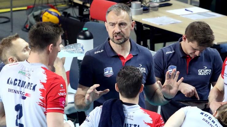 Liga Mistrzów siatkarzy: ZAKSA – Zenit 2:3; złoty set – 15:13. Skrót meczu