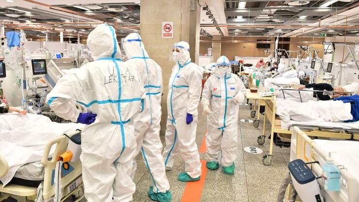 Nowe przypadki koronawirusa w Polsce - 25 marca
