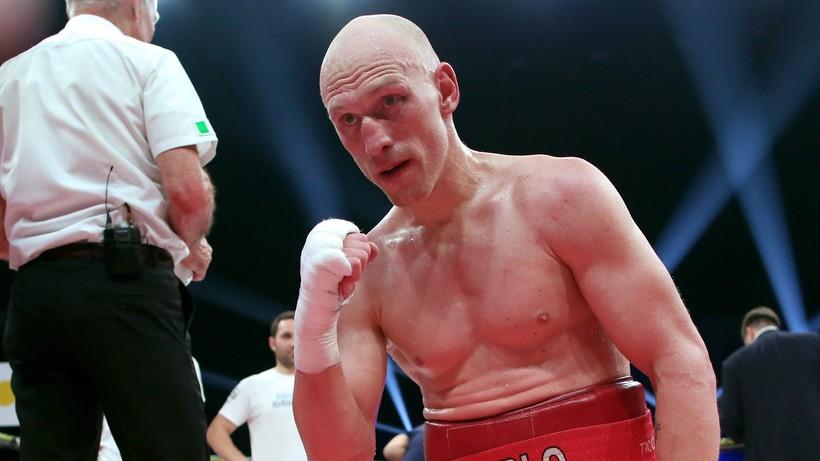 Krzysztof Włodarczyk wrócił na ring po długiej przerwie i wygrał