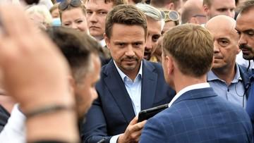 Trzaskowski z nieznaczną przewagą. 11 procent nie wie, na kogo zagłosuje