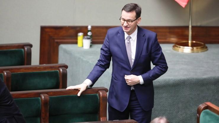 """""""Być może zadzwonię do Banasia"""". Premier zabrał głos ws. prezesa NIK"""