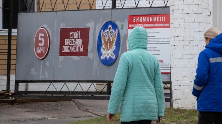 """Lekarze odwiedzili Nawalnego. """"Żadnych poważnych problemów zdrowotnych"""""""