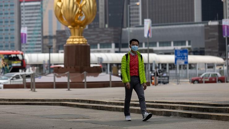 Zamknięte szkoły i lekcje online. Hongkong walczy z koronawirusem
