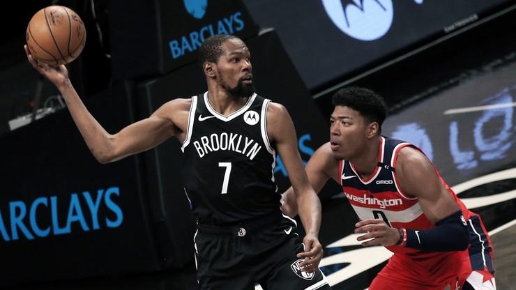NBA: 15 punktów Kevina Duranta w pierwszym występie po 18-miesięcznej przerwie