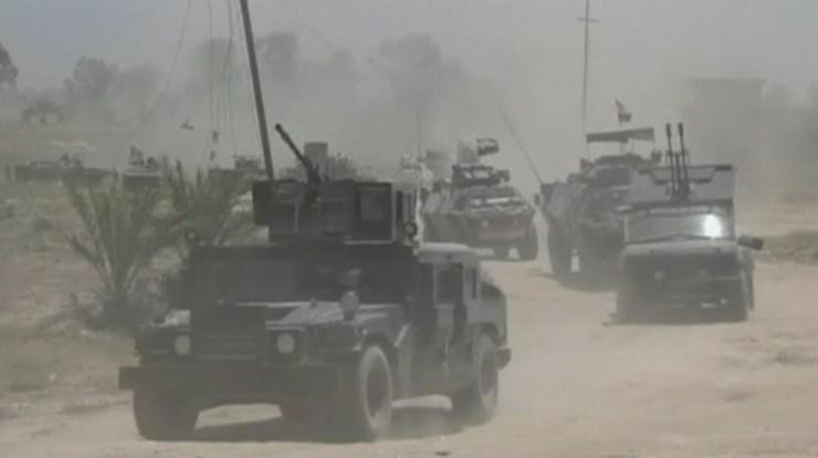 Siły irackie wkroczyły do Faludży, bastionu IS