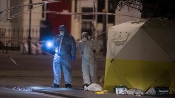 Atak nożownika w Londynie. Nie żyje kobieta