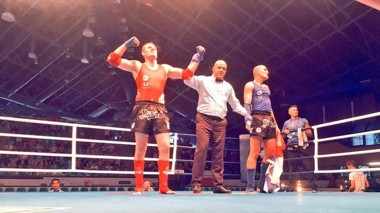 The World Games: Radosz w finale muaythai w wadze 91 kg