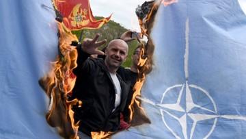 Czarnogóra ratyfikowała przystąpienie do NATO. Nie wszystkim się to podoba
