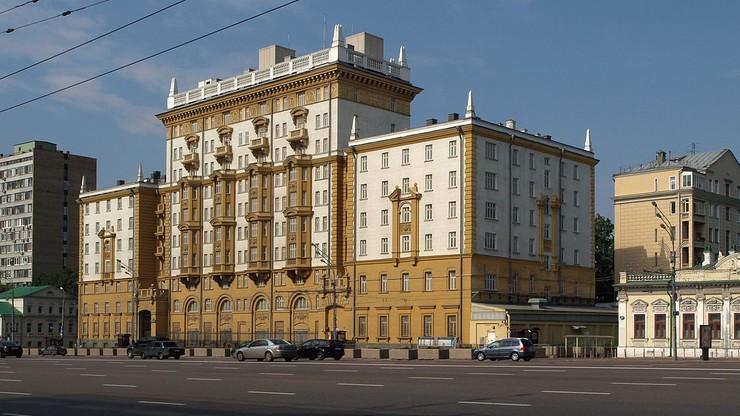 60 amerykańskich dyplomatów opuściło Rosję