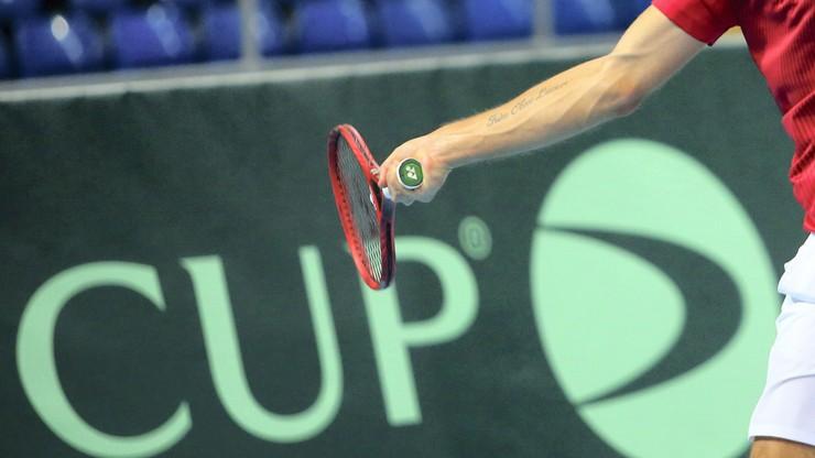 Puchar Davisa: Amerykanie uzupełnili grono finalistów