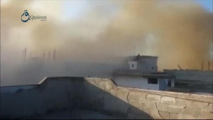 Dżihadyści zabili 250 osób w syryjskim Dajr az-Zaur