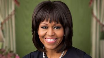 Michelle Obama najbardziej podziwianą kobietą; pokonała Hillary Clinton