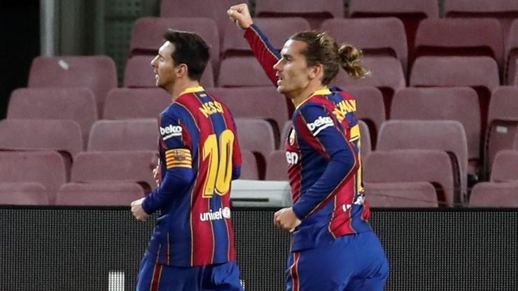 La Liga: Leo Messi zapewnił Barcelonie skromne zwycięstwo