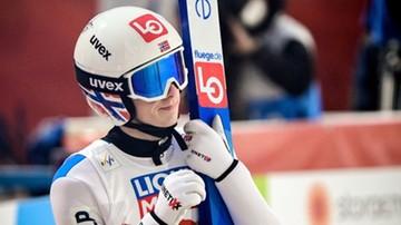 Halvor Egner Granerud: Już wygrałem, ale w Planicy nie będę tylko turystą