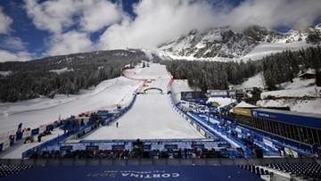Alpejskie MŚ: Start supergiganta kobiet opóźniony z powodu mgły