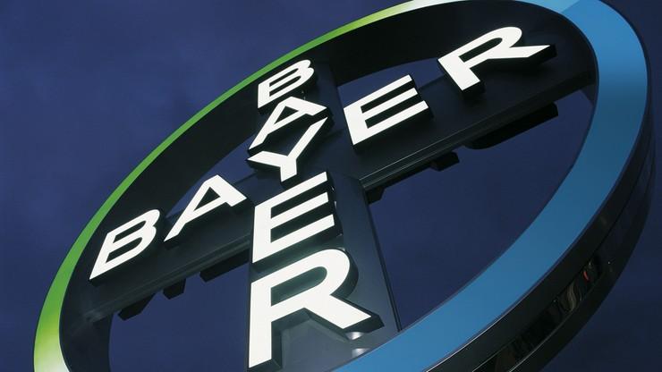 Bayer ma wypłacić odszkodowanie ogrodnikowi choremu na raka. Zdaniem firmy kwota jest zbyt wysoka