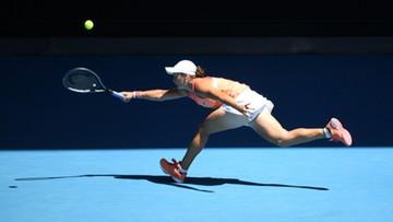 WTA w Melbourne: Znamy wszystkie półfinalistki. Walkower Wiktorii Azarenki