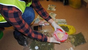 Opolskie: rozbito grupę handlarzy narkotyków