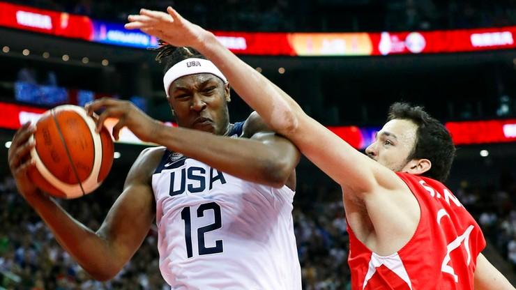 MŚ koszykarzy: Blisko sensacji w meczu USA