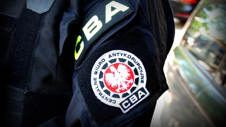 Przeszukania CBA w siedzibach reaktywowanych przedwojennych spółek