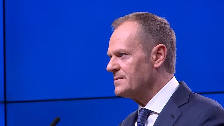 Komisja Europejska krytykuje Tuska za list ws. uchodźców