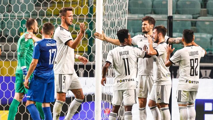 """Liga Europy: Mecz Legia Warszawa - Karabach Agdam zagrożony przez wojnę? """"Azerowie będą dodatkowo zmobilizowani sytuacją w kraju"""""""