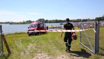 50-letni mężczyzna utonął w jeziorze na Piaskach Szczygliczka