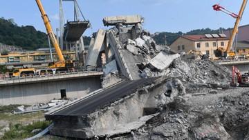 Projektant mostu w Genui przestrzegał przed korozją. 39 lat temu