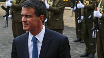 Francuska policja przełamała strajk w rafinerii; premier zapowiada kolejne akcje