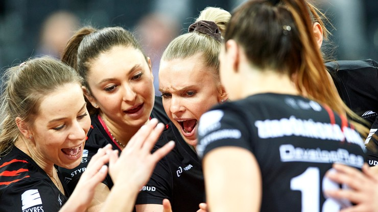 Czeskie siatkarki zakończyły przygotowania do meczów z Polską